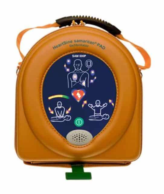 Defibrillatore DAE Samaritan 500P